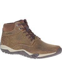 Merrell Helixer 2 Chukka Boot - Brown
