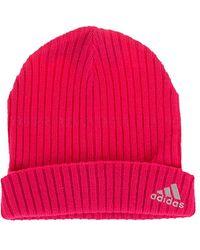 adidas Ess 3S Beanie - Pink