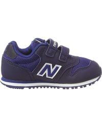 New Balance 500, Zapatillas, Navy, 23.5 EU - Azul