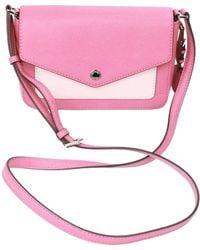 Michael Kors Greenwich Shoulder Bag - Pink