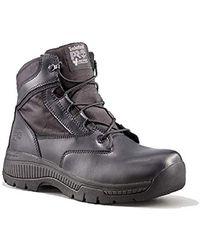 Timberland In For Counterpane Lyst Chukka Zip Men Black Boots FKclJ1