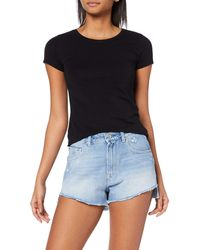 Replay - WA406R.000.108 466 Shorts - Lyst