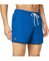 Lacoste Mh6270 Short - Blue