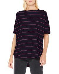 O'neill Sportswear Lw Essentials O/s Short-sleeved T-shirt - Blue