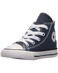 Converse All Star hi Sneakers - Blau