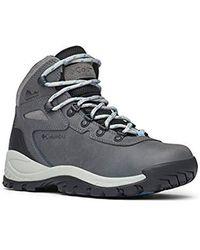 27e157236af Newton Ridge Plus Hiking Shoes - Black