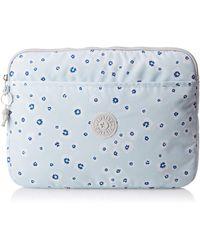 "Kipling 13"" Sleeve Laptop Messenger Bag - Purple"