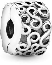PANDORA 79338 - Abalorio de mujer de plata de ley - Multicolor