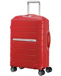 Samsonite Spinner Bagage cabine 55 Centimeters 44 - Rouge