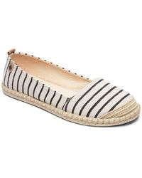 Roxy Chaussures Slip-on - - EU 38 - Blanc