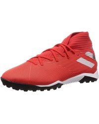 adidas Nemeziz 19.3 TF - Rouge
