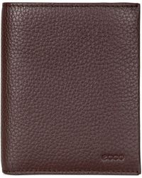Ecco Sune Classic Wallet - Brown