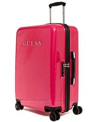 "Guess - Mimsy 24"" Spinner 8-wheeler Red - Lyst"