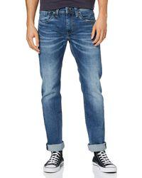 Pepe Jeans Cash Jeans - Bleu