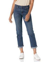 Amazon Essentials Jeans pour Petite Amie - Bleu