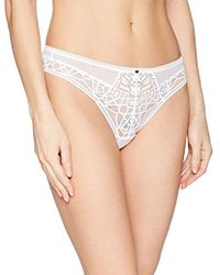 Freya - Soiree Lace Brief Panty - Lyst