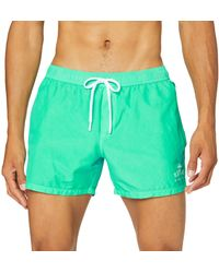 Replay Lm1071.000.83730 Swim Trunks - Green