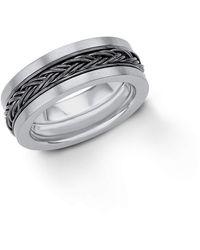 S.oliver Ring für - Mettallic