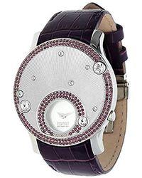 Esprit Quartz Watch 42 Mm - Metallic