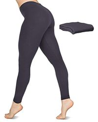 American Apparel - Cotton-spandex Jersey Legging - Lyst