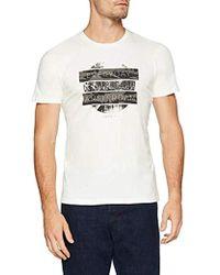 Esprit Camiseta para Hombre - Blanco