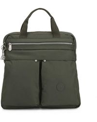 Kipling All-in-one Komori Small Rucksack - Grün