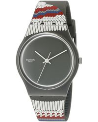 Swatch Irony Chrono Black Cup Uhr SVCK4072 - Schwarz