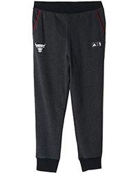 7bb996e9b8fea Nets Washed Trousers Black Ac0566
