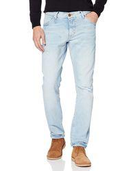 Wrangler Larston Slim Jeans - Blue