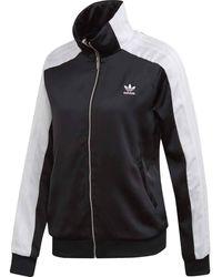 adidas Originals Track Top Trackjacket Jacket - Schwarz