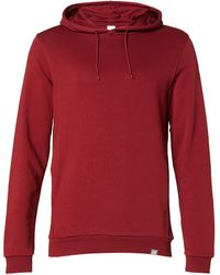 CARE OF by PUMA Longsleeve Hoodie Tall Fit - Red