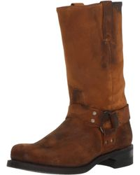 Frye Harness 12r Fashion Boot - Brown
