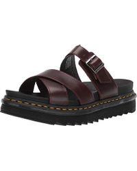 Dr. Martens - Unisex Adults' Ryker Open Toe Sandals - Lyst
