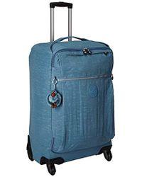Kipling Darcey Medium Wheeled Luggage - Blue