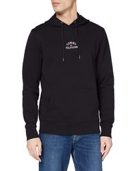 Tommy Hilfiger Basic Embroidered Hoody Sudadera - Negro