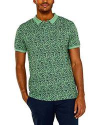 Esprit Polo para Hombre - Verde
