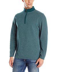 Pendleton - Journey Half-zip Shirt - Lyst