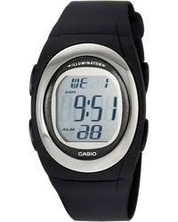 G-Shock - Orologio Digitale Giapponese al Quarzo -Adulto con Cinturino in Resina F-E10-1A - Lyst