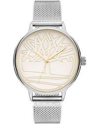 Timberland Horloge TBL15644MYS.04MM - Métallisé