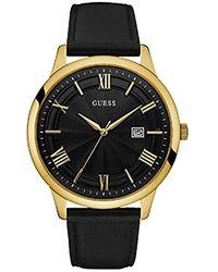 Guess Armbanduhr - Schwarz