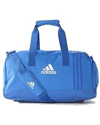 adidas Tiro Teambag S Borsone, 51 cm, 34 liters, Blu (Blau)