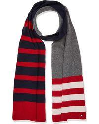 Tommy Hilfiger Seasonal Stripe Scarf Bufanda - Multicolor
