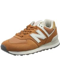 New Balance 574v2, Zapatillas para Mujer - Marrón