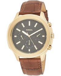 Fossil Bq2593 S Windfield Watch - Metallic