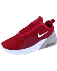 Nike Air Max Motion 2 Trainer - Red