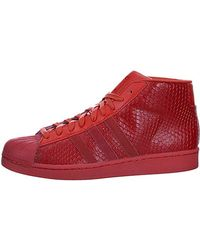 sports shoes 18f6d d5e58 Promodel Metal Toe W. 109. Stadium Goods · adidas - Promodel, s  High-heels - Lyst