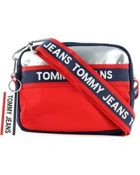 Tommy Hilfiger TJW Logo Tape Crossover CB Corporate - Mehrfarbig