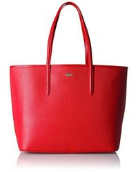 Lacoste - Anna Shopping Bag, Nf2142aa - Lyst