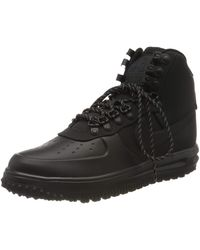 Nike Lunar Force 1 Duckboot - Sneakers nere BQ7930-003 - Nero