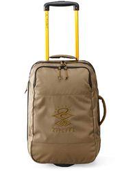 Rip Curl F-light Cabin 35l Cordura S Luggage One Size Kangaroo - Multicolour